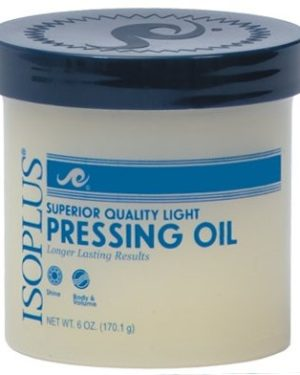 Isoplus Pressing Oil 5.25 oz