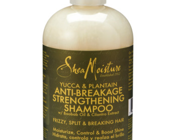 Shea Moisture Yucca & Plantain Anti-Breakage Shampoo 13 oz