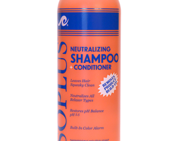 Isoplus Neutralizing Shampoo 8 or 16 oz