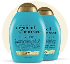OGX Argan Oil of Morocco Products 13oz