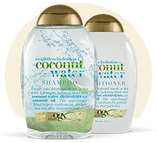 OGX Coconut Water Products 13 Oz