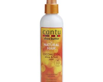 Cantu Coconut Oil Shine & Hold Mist 8.4 oz