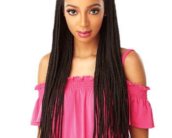 Cloud 9 Braided Lace Wig – Fulani Cornrow