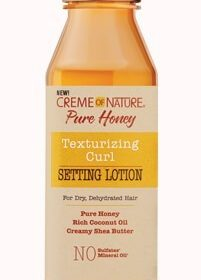 Creme of Nature – Pure Honey Setting Lotion