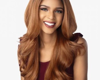 Sensationnel Dashly Unit 2 Deep Middle Part- Lacefront Wig